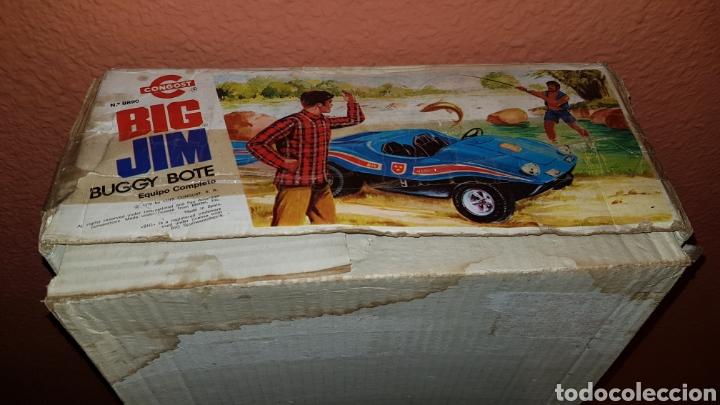 Figuras de acción - Big Jim: CAJA GRANDE VACÍA DE BIG JIM BUGGY BOTE CONGOST 1975 - Foto 4 - 122318542