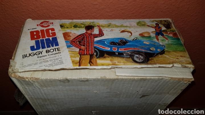 Figuras de acción - Big Jim: CAJA GRANDE VACÍA DE BIG JIM BUGGY BOTE CONGOST 1975 - Foto 6 - 122318542