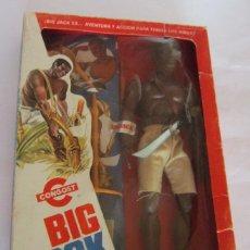 Figuras de acción - Big Jim: FIGURA BIG JIM, BIG JACK DE CONGOST EN CAJA. CC. Lote 205886016
