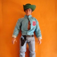Figuras de acción - Big Jim - FIGURA BIG JIM SHERIFF - COWBOY - RANGER.AÑOS 70 SERIE OESTE MATTEL . - 131010324