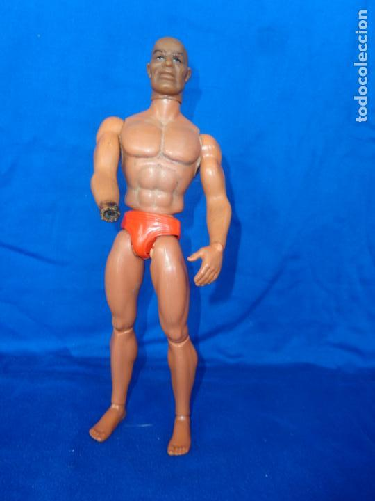 Figuras de acción - Big Jim: BIG JIM - EL INCREÍBLE DOCTOR ACERO STEEL,MATTEL INC 1971,MADE IN PORTUGAL, PIEZAS O RESTURAR! SM - Foto 5 - 133163478