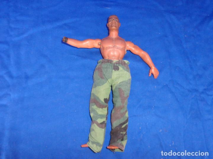 Figuras de acción - Big Jim: BIG JIM - EL INCREÍBLE DOCTOR ACERO STEEL,MATTEL INC 1971,MADE IN PORTUGAL, PIEZAS O RESTURAR! SM - Foto 14 - 133163478