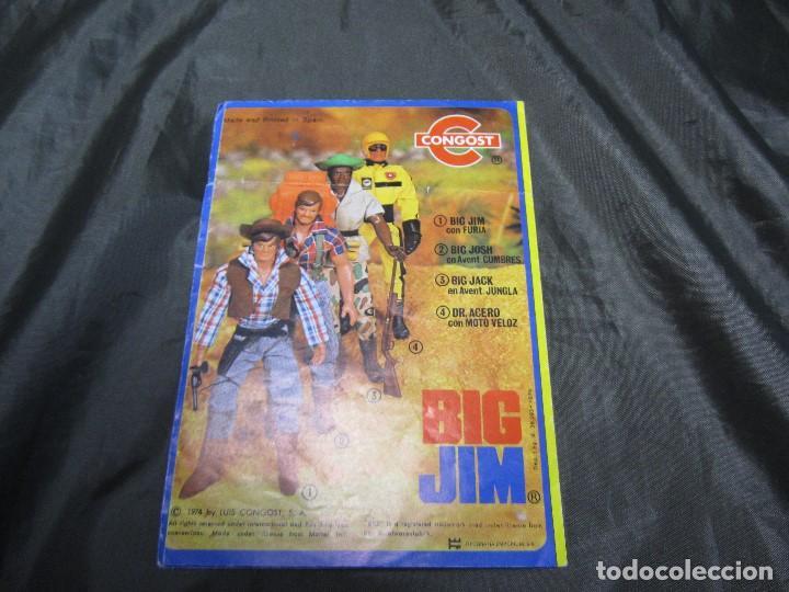 Figuras de acción - Big Jim: FOLLETO BIG JIM VER FOTOS - Foto 2 - 134171022