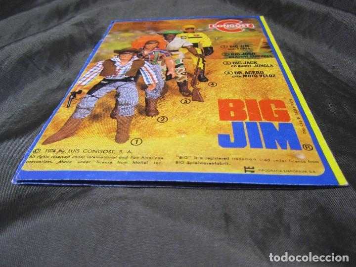 Figuras de acción - Big Jim: FOLLETO BIG JIM VER FOTOS - Foto 3 - 134171022