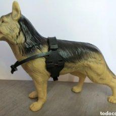 Figurines d'action - Big Jim: PERRO PASTOR ALEMÁN RESCATE - BIG JIM AVENTURAS. Lote 135495397