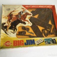 Figuras de acción - Big Jim: BIG JIM TRAJE TRAMPERO EN CAJA CONGOST. Lote 135787186