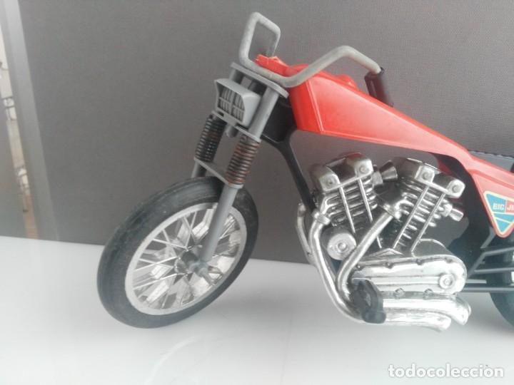 Figuras de acción - Big Jim: antigua moto de big jim - Foto 3 - 147285493
