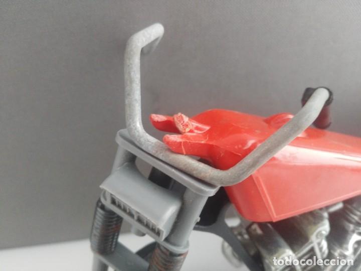 Figuras de acción - Big Jim: antigua moto de big jim - Foto 4 - 147285493