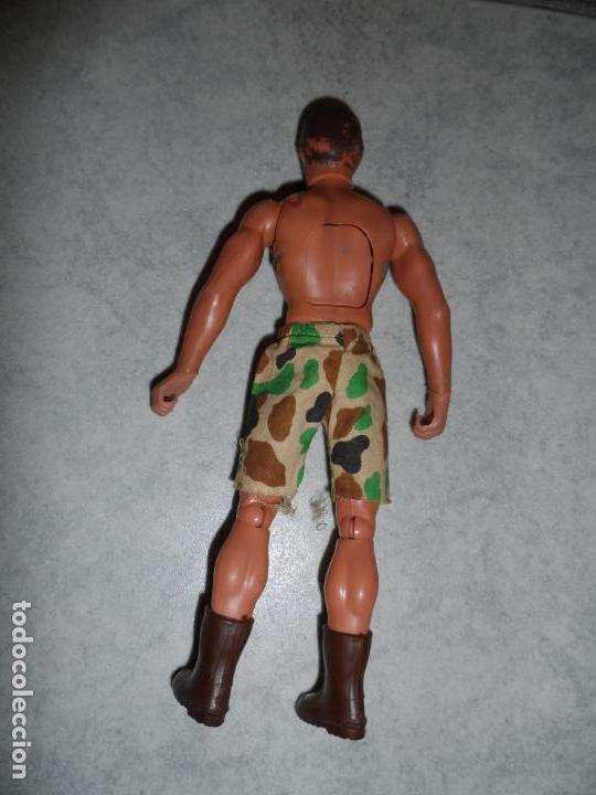 Figuras de acción - Big Jim: FIGURA BIG JIM AVENTURA EN LA JUNGLA 1971 SPAIN CONGOST - Foto 2 - 146718166