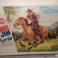 Figuras de acción - Big Jim: BIG JIM CABALLO FURIA. Lote 146771530