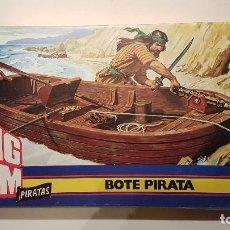 Figuras de acción - Big Jim - BIG JIM BOTE PIRATA CONGOST 1978 - 146772218