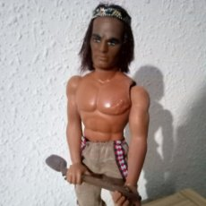 Figuras de acción - Big Jim: MUÑECO BIG JIM INDIO JERONIMO MIRAR DESCRIPCION. Lote 149743966