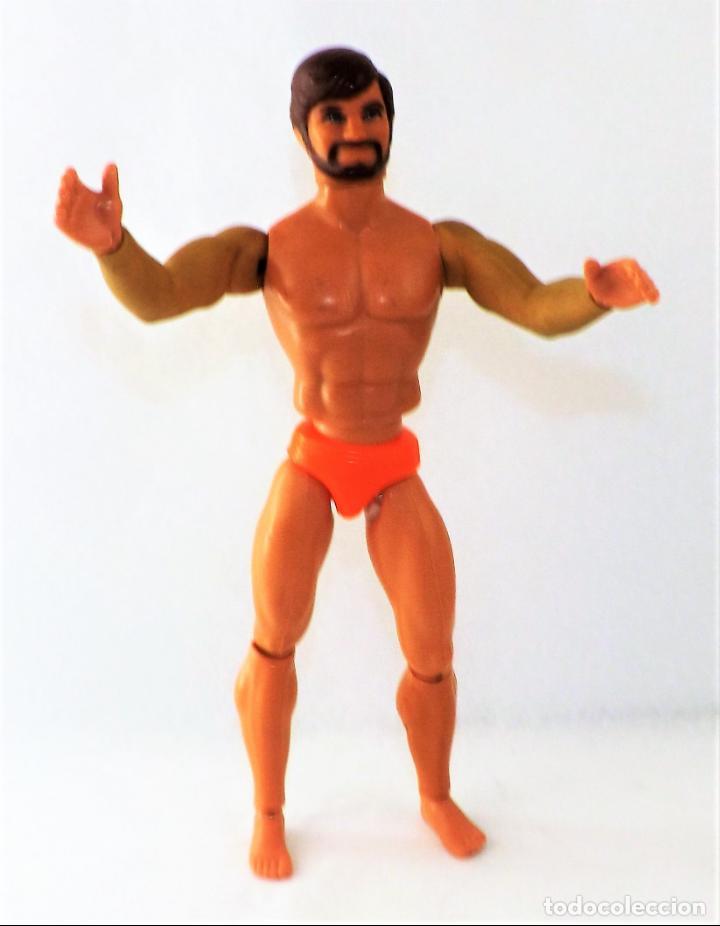 Figuras de acción - Big Jim: Big Josh de Mattel - Foto 2 - 150751354