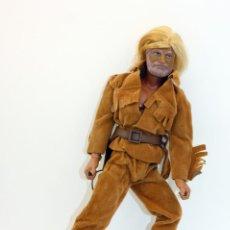 Figuras de acción - Big Jim: ANTIGUO MUÑECO DAKOTA JOE, DE BIG JIM - CONGOST SPAIN - 1971 - TODO DE ORIGEN. Lote 152654614