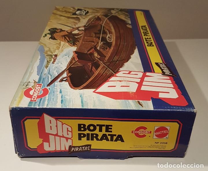 Figuras de acción - Big Jim: BIG JIM BOTE PIRATA CONGOST 1978 - Foto 4 - 146772218