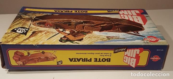 Figuras de acción - Big Jim: BIG JIM BOTE PIRATA CONGOST 1978 - Foto 6 - 146772218