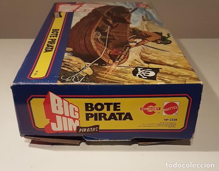 Figuras de acción - Big Jim: BIG JIM BOTE PIRATA CONGOST 1978 - Foto 7 - 146772218