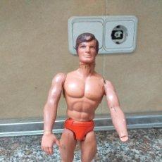 Figuras de acción - Big Jim: FIGURA PARA PIEZAS CONGOST 1971 MATTEL. Lote 158874070