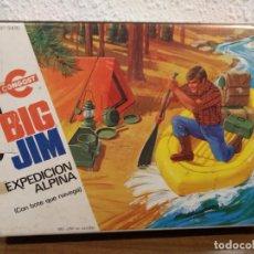 Figuras de acción - Big Jim: BIG JIM EXPEDICION ALPINA EN CAJA (IMPORTANTE LEER DESCRIPCION). Lote 160181946