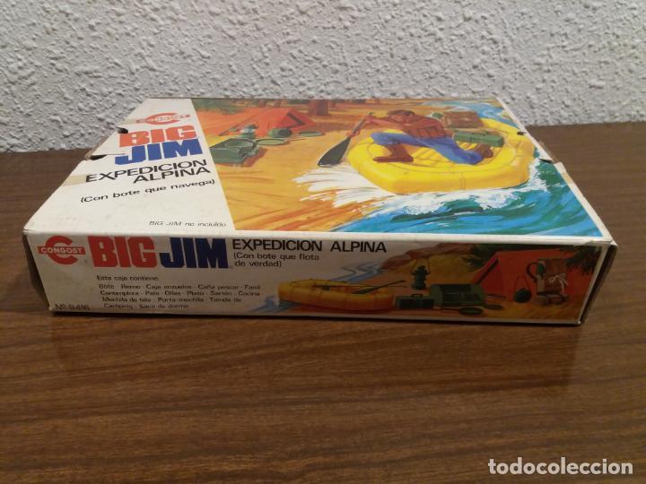 Figuras de acción - Big Jim: BIG JIM EXPEDICION ALPINA EN CAJA (IMPORTANTE LEER DESCRIPCION) - Foto 4 - 160181946