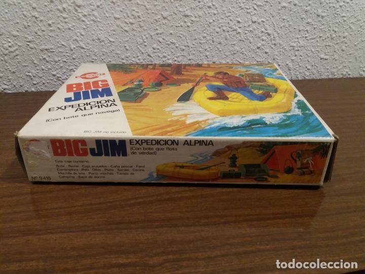 Figuras de acción - Big Jim: BIG JIM EXPEDICION ALPINA EN CAJA (IMPORTANTE LEER DESCRIPCION) - Foto 5 - 160181946