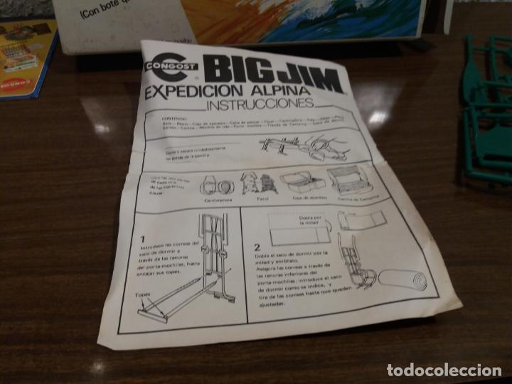 Figuras de acción - Big Jim: BIG JIM EXPEDICION ALPINA EN CAJA (IMPORTANTE LEER DESCRIPCION) - Foto 7 - 160181946