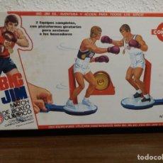 Figuras de acción - Big Jim: BIG JIM MATCH BOXEO OLIMPICO (IMPORTANTE LEER DESCRIPCION). Lote 160292738