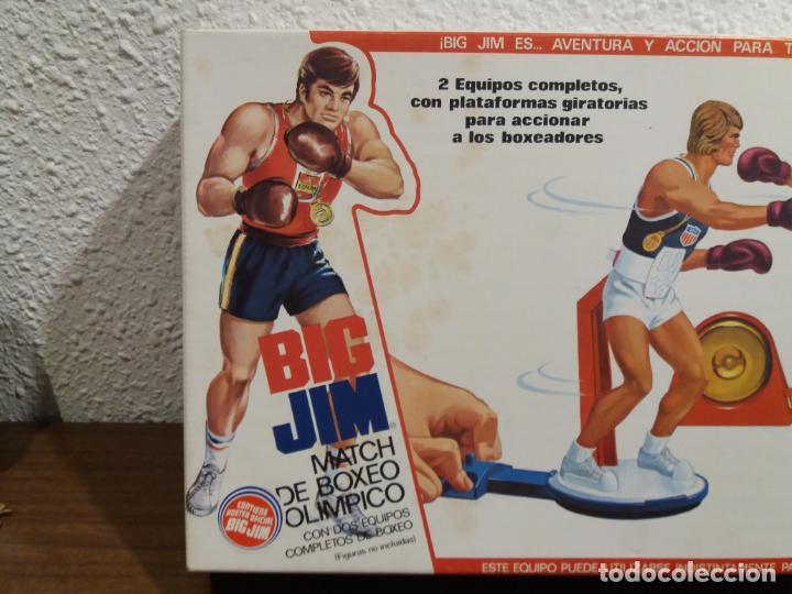 Figuras de acción - Big Jim: BIG JIM MATCH BOXEO OLIMPICO (IMPORTANTE LEER DESCRIPCION) - Foto 2 - 160292738