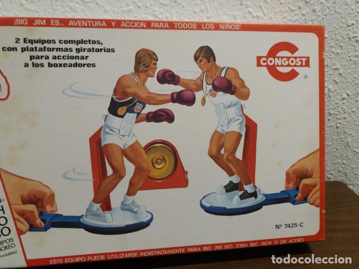 Figuras de acción - Big Jim: BIG JIM MATCH BOXEO OLIMPICO (IMPORTANTE LEER DESCRIPCION) - Foto 3 - 160292738