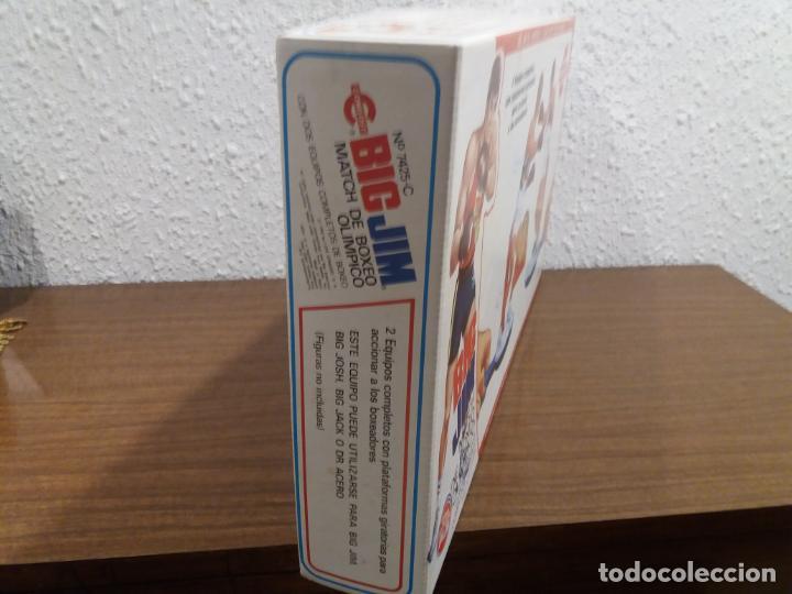 Figuras de acción - Big Jim: BIG JIM MATCH BOXEO OLIMPICO (IMPORTANTE LEER DESCRIPCION) - Foto 4 - 160292738
