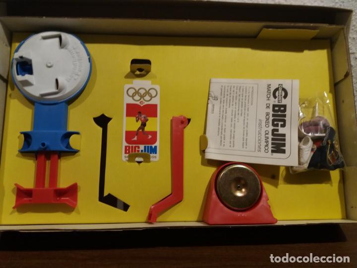 Figuras de acción - Big Jim: BIG JIM MATCH BOXEO OLIMPICO (IMPORTANTE LEER DESCRIPCION) - Foto 6 - 160292738