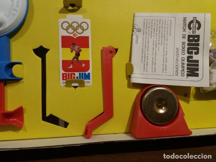 Figuras de acción - Big Jim: BIG JIM MATCH BOXEO OLIMPICO (IMPORTANTE LEER DESCRIPCION) - Foto 8 - 160292738