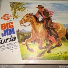Figuras de acción - Big Jim - CABALLO FURIA BIG JIM - 167059269