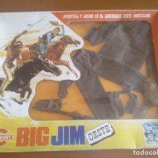 Figuras de acción - Big Jim: BIG JIM OESTE ** NUEVO EN CAJA SIN ABRIR ** CONGOST. Lote 171835300