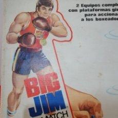 Figuras de acción - Big Jim: BIG JIM MATCH DE BOXEO OLIMPICO. Lote 176586628