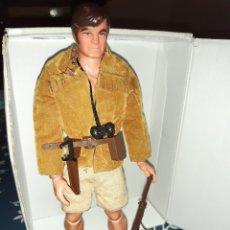 Figuras de acción - Big Jim: BIG JIM. CAZADOR SAFARI. MATTEL. . Lote 178381260