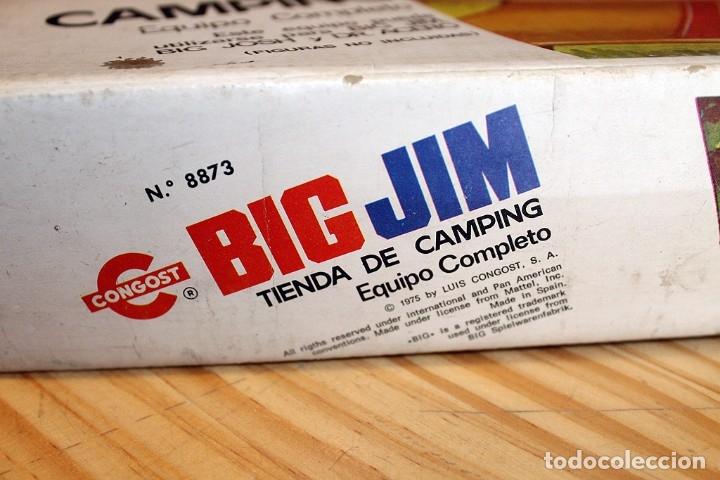 Figuras de acción - Big Jim: BIG JIM - TIENDA DE CAMPING - CONGOST - AÑO 1975 - REF. 8873 - EN SU CAJA ORIGINAL - MADE IN SPAIN - Foto 19 - 178843445