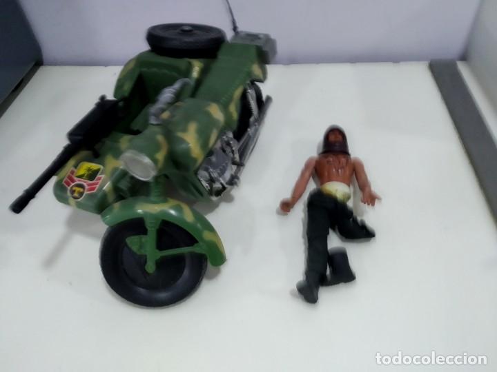 Figuras de acción - Big Jim: BIG JIM LOTE DE MUÑECO MAS MOTO SIDECAR - Foto 8 - 222005213