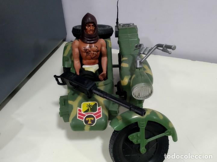 Figuras de acción - Big Jim: BIG JIM LOTE DE MUÑECO MAS MOTO SIDECAR - Foto 13 - 222005213
