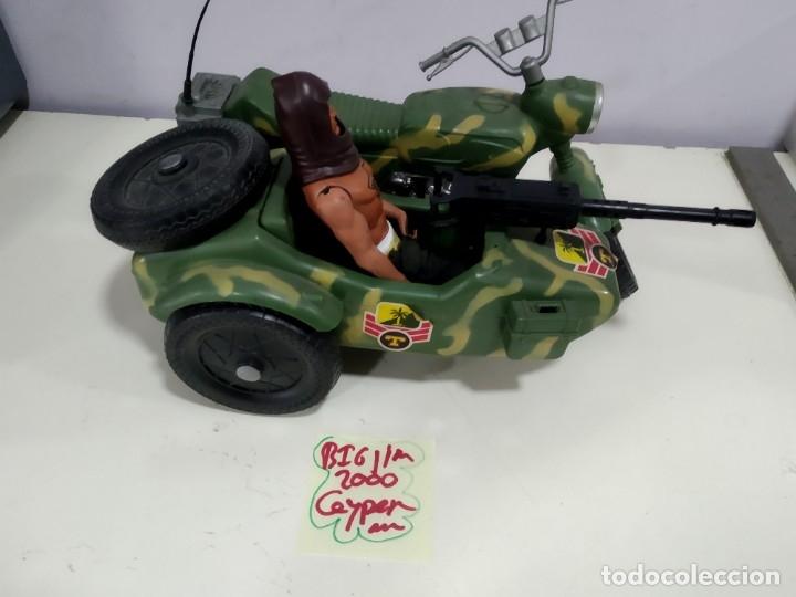 Figuras de acción - Big Jim: BIG JIM LOTE DE MUÑECO MAS MOTO SIDECAR - Foto 14 - 222005213