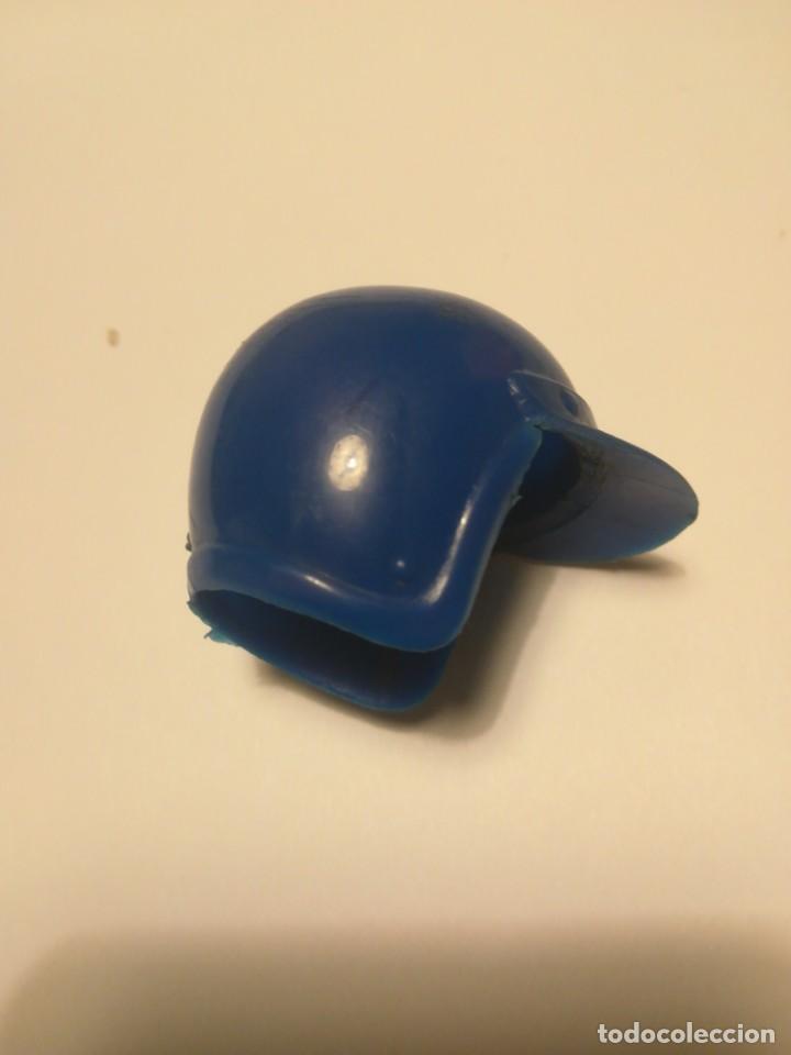 Figuras de acción - Big Jim: Big Jim casco azul motocross policía Congost años 70, Spain - Foto 6 - 187652310
