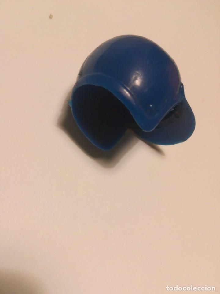 Figuras de acción - Big Jim: Big Jim casco azul motocross policía Congost años 70, Spain - Foto 7 - 187652310