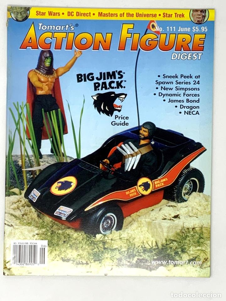 TOMART´S ACTION FIGURE DIGEST Nº111 BIG JIM (Juguetes - Figuras de Acción - Big Jim)