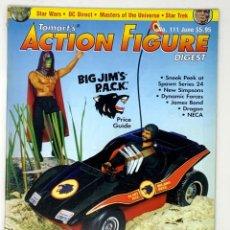 Figuras de acción - Big Jim: TOMART´S ACTION FIGURE DIGEST Nº111 BIG JIM. Lote 188664570