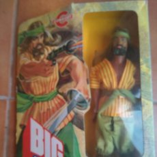 Figuras de acción - Big Jim: BIG JIM, CAPITÁN FLINT CON CAJA. Lote 192067873