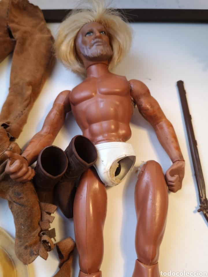 Figuras de acción - Big Jim: Big Jim congost. Bisonte Negro y Dakota Joe - Foto 5 - 194400548