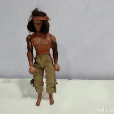 Figurines d'action - Big Jim: ANTIGUO MUÑECO DE BIG JIM . Lote 196823855