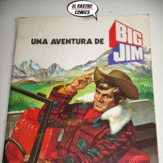 Figuras de acción - Big Jim: BIG JIM, UNA AVENTURA DE, ED. POMAIRE / MATTEL AÑO 1979, B4. Lote 198948573