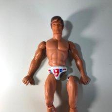 Figurines d'action - Big Jim: BIG JIM OLIMPICO. CONGOST PARA MATEL. AÑOS 70 / 80 PIERNA ROTA. Lote 199469033