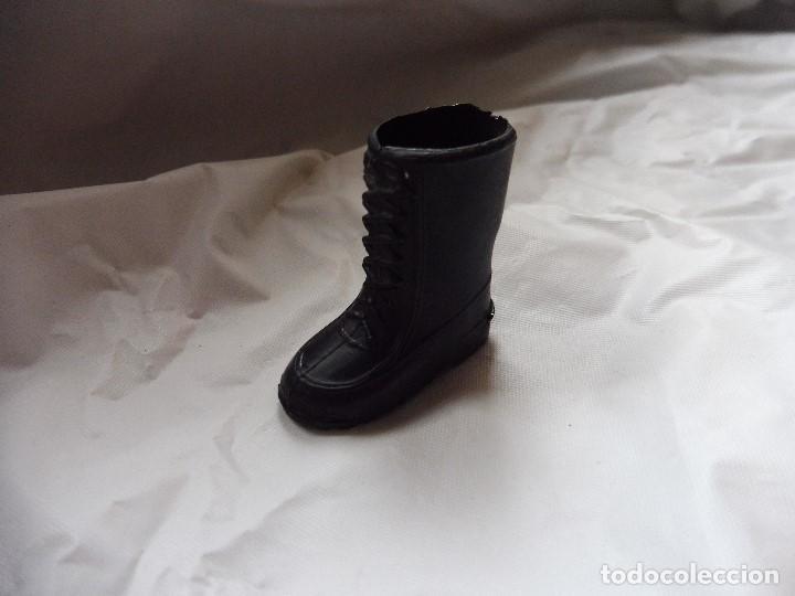 Figuras de acción - Big Jim: Lote complementos Big Jim bota marrón negra pantalón camisa - Foto 2 - 203626231